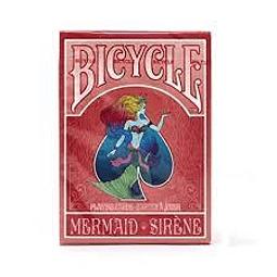 Bicycle Mermaid Sirene