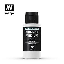 Thinner Diluyente 524-60 Ml