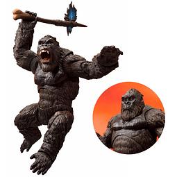 Figura Colección Bandai Godzilla Vs. Kong 2021 King Kong