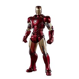 Figura Colección Bandai Iron Man Mark 6 Battle Of New York Edition S.H.Figuarts