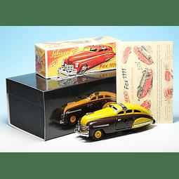 Carro cuerda vintage Fex 1111 Coche Clockwork Orange