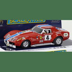 Pista Chevrolet Corvette L88 Lemans 1/32