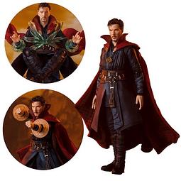 Figura Colección Bandai Avengers: Infinity War Doctor Strange Battle on Titan Edition