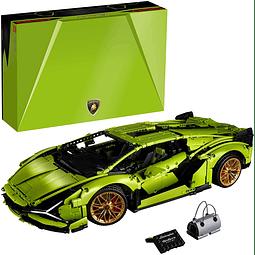 Kit par armar LEGO Technic Lamborghini Sián FKP 37 (42115)
