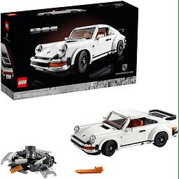 Kit para armar LEGO Porsche 911 (10295)