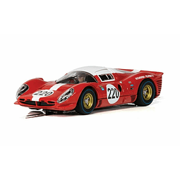 Carro para pista Ferrari 412P - Targa Florio 1967 1/32