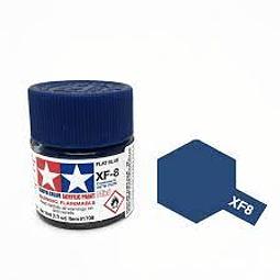 Mini Xf 8 Acrylic Flat Blue