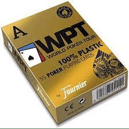 Juego de Mesa Cartas  WPT Gold