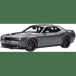 Carro Colección AUTOART Dodge Challenger SRT Hellcat Widebody 2018  1/18
