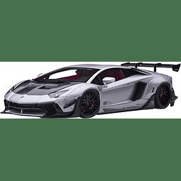 Carro Colección  Lamborghini Liberty Walk 2017 1/18
