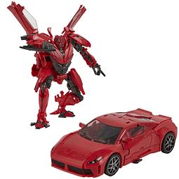 Figura Colección  Autobot Dino Transformers