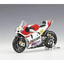 Moto Colección Ducati 2015 Corse 1/18