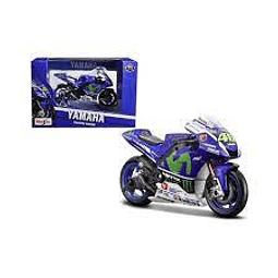 Moto Colección  Yamaha 2016 Gp Rossi 1/18
