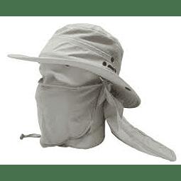 Sombrero Protección Solar Beige (S)