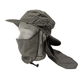 Sombrero Protección Solar Green (S)