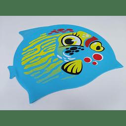 Gorro Natacion Silicona Niño/A