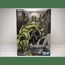 Figura Colección  Hulk Avengers Assemble Avengers