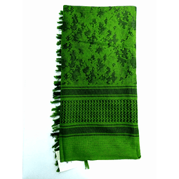 Shemagh Scart (Hata) Verde Militar