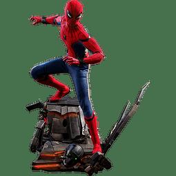 Figura Colección Hot Toys Spider-Man (Special Edition) 1/4