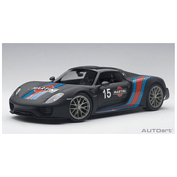 Carro Colección AUTOArt  Porsche 918 Spyder 1/18