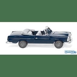 Carro Colección  Mb 280 Se Cabrio Steel Blue