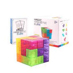 Cubo Soma Magnetico