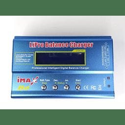 Cargador Inteligente - Baterias LiPo Imax B6