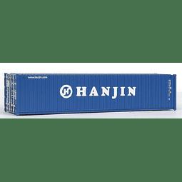 Tren Eléctrico 40 Rib Ctr Hanjin