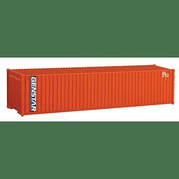 Tren Eléctrico 40 Rs Container Genstar