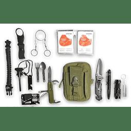 Estuche Kit De Supervivencia