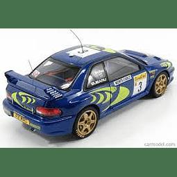 Carro Colección  Subaru Impreza Wrc 1997 #3 1/18