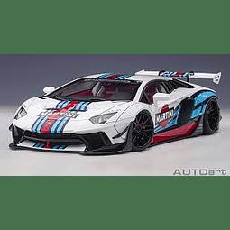 Carro Colección  Lamborghini Liberty Walk Lb 1/18