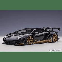 Carro Colección  Lamborghini Aventador Liberty 1/18