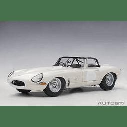 Carro Colección  Jaguar Lightweight E Type 1/18
