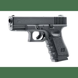 Pistola De Aire GLOCK 19 4,5 mm