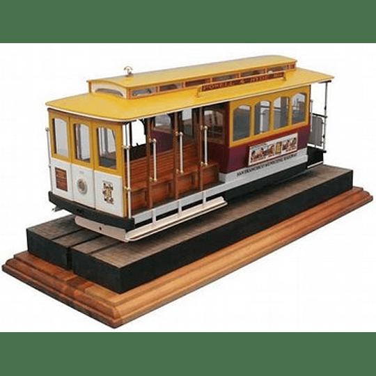 Cable Car Tranvia San Francisco armado