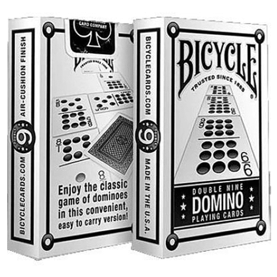 Bicycle Double Nines