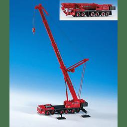 H0 Demag Ac 665 Telescopic Crane