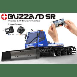 Barre nieve RC Blizzard SR 1/12