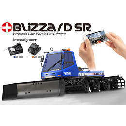 Barre nieve RC Blizzard SR 1/12