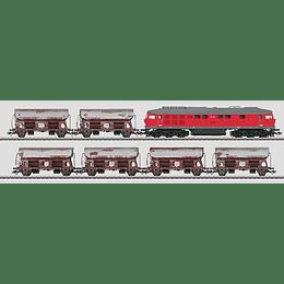 Guterzug Kaltransport De Carga