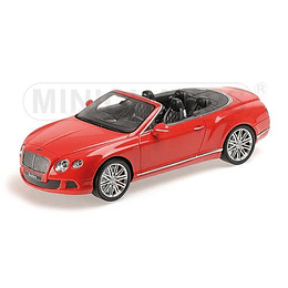 Bentley Continental Cabrio 1/18