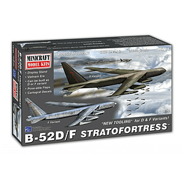 1/144 B-52D Stratofortress D Bombs