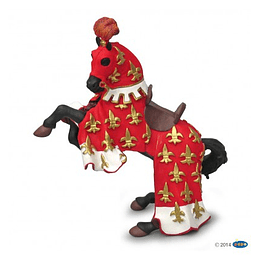 Prince Phillips Horse Toy Red