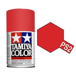 Ps 2 Red Spray