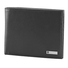 Billetera Leather Bi Fold Barcelona
