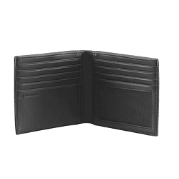 Barcelona Leather Bi-Fold Wallet