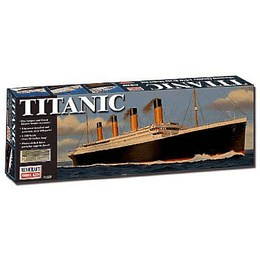 1/350 Deluxe Rms Titanic With Foto