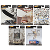COLECCION LED ZEPPELIN HOT WHEELS