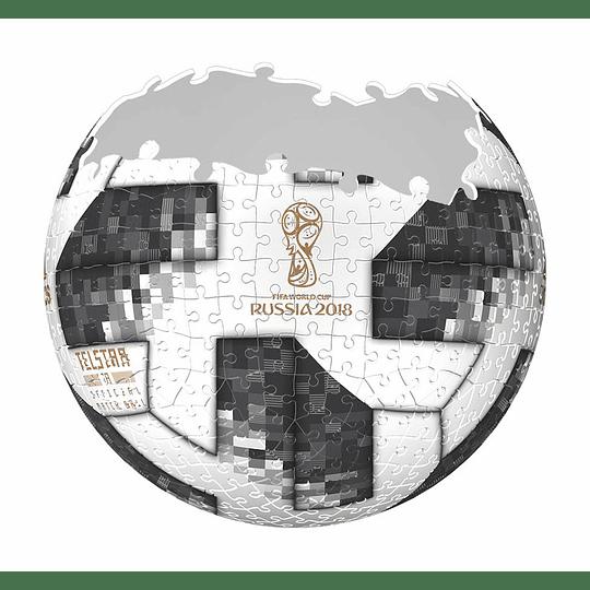Rompecabezas Balon Adidas Mundial De Futbol 3D 22 Cm Diametro